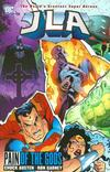 Cover for JLA (DC, 1997 series) #16 - Pain of the Gods