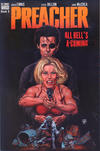 Cover for Preacher (DC, 1996 series) #8 - All Hell's A-Coming [First Printing]