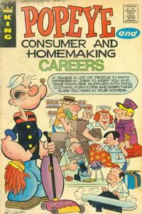 Cover Thumbnail for Popeye (King Features, 1972 series) #E-6