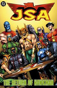Cover Thumbnail for JSA (DC, 2000 series) #3 - The Return of Hawkman