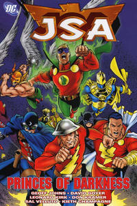 Cover Thumbnail for JSA (DC, 2000 series) #7 - Princes of Darkness