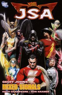 Cover Thumbnail for JSA (DC, 2000 series) #11 - Mixed Signals