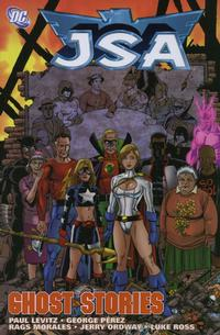 Cover Thumbnail for JSA (DC, 2000 series) #12 - Ghost Stories
