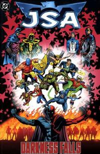 Cover Thumbnail for JSA (DC, 2000 series) #2 - Darkness Falls