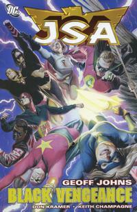Cover Thumbnail for JSA (DC, 2000 series) #10 - Black Vengeance
