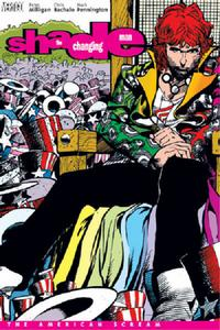 Cover Thumbnail for Shade, the Changing Man (DC, 2003 series) #[1] - The American Scream [First Printing]