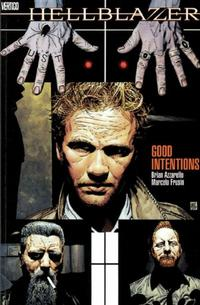 Cover Thumbnail for John Constantine, Hellblazer: Good Intentions (DC, 2002 series)  [First Printing]