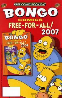 Cover Thumbnail for Bongo Comics Free-for-All! (Bongo, 2007 series) #[2007]