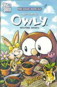 Cover Thumbnail for Owly: Helping Hands (Top Shelf, 2007 series) #[nn]