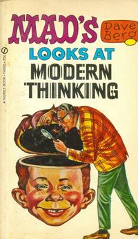 Cover Thumbnail for Mad's Dave Berg Looks at Modern Thinking (New American Library, 1969 series) #T4985