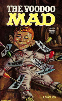 Cover Thumbnail for The Voodoo Mad (New American Library, 1963 series) #D2276