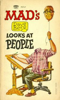 Cover Thumbnail for Mad's Dave Berg Looks at People (New American Library, 1966 series) #P3717