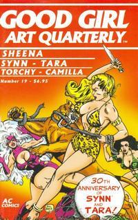 Cover Thumbnail for Good Girl Art Quarterly (AC, 2001 series) #19