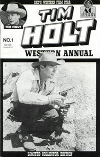 Cover Thumbnail for Tim Holt Western Annual (AC, 1991 series) #1