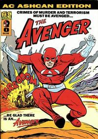Cover Thumbnail for The Avenger No. 0 - Special Ashcan Edition (AC, 1996 series) #0