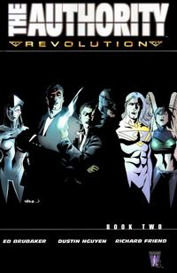 Cover Thumbnail for The Authority (DC, 2000 series) #8 - Revolution Book 2