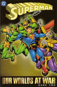 Cover Thumbnail for Superman: Our Worlds at War (DC, 2002 series) #2