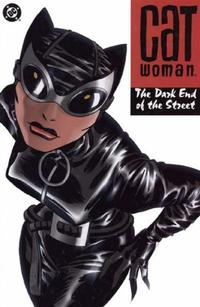 Cover Thumbnail for Catwoman (DC, 2002 series) #[nn] - The Dark End of the Street