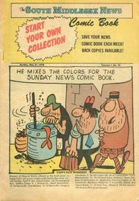Cover Thumbnail for The South Middlesex News Comic Book (The Middlesex News, 1978 series) #v1#10