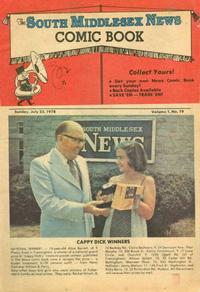 Cover Thumbnail for The South Middlesex News Comic Book (The Middlesex News, 1978 series) #v1#19