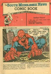 Cover Thumbnail for The South Middlesex News Comic Book (The Middlesex News, 1978 series) #v1#25