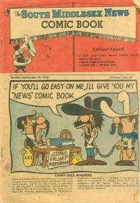 Cover Thumbnail for The South Middlesex News Comic Book (The Middlesex News, 1978 series) #v1#26