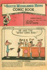 Cover Thumbnail for The South Middlesex News Comic Book (The Middlesex News, 1978 series) #v1#30