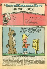 Cover Thumbnail for The South Middlesex News Comic Book (The Middlesex News, 1978 series) #v1#44