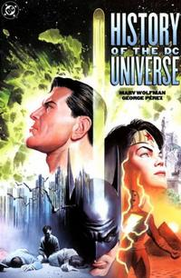 Cover Thumbnail for History of the DC Universe (DC, 2002 series)  [First Printing]