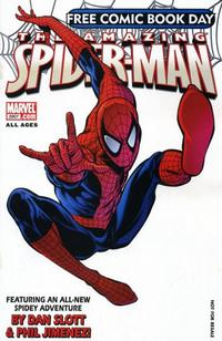 Cover Thumbnail for Free Comic Book Day 2007 (Spider-Man) (Marvel, 2007 series) #1