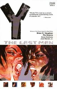 Cover Thumbnail for Y: The Last Man (DC, 2003 series) #9 - Motherland