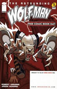 Cover Thumbnail for The Astounding Wolf-Man (Image, 2007 series) #1
