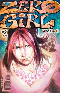 Cover Thumbnail for Zero Girl (DC, 2001 series) #2