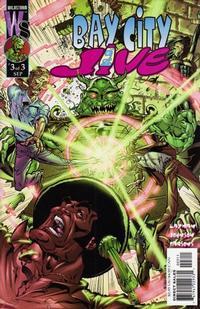 Cover Thumbnail for Bay City Jive (DC, 2001 series) #3