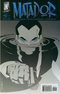 Cover Thumbnail for Matador (DC, 2005 series) #5