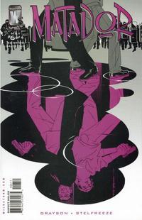 Cover Thumbnail for Matador (DC, 2005 series) #6
