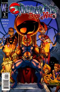Cover Thumbnail for Thundercats: Dogs of War (DC, 2003 series) #1 [Brett Booth Cover]