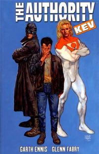 Cover Thumbnail for The Authority: Kev (DC, 2005 series)