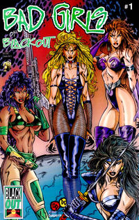 Cover Thumbnail for Bad Girls of Blackout (Blackout Comics, 1995 series) #1