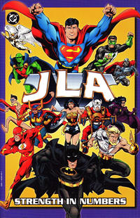 Cover Thumbnail for JLA (DC, 1997 series) #[4] - Strength in Numbers [First Printing]