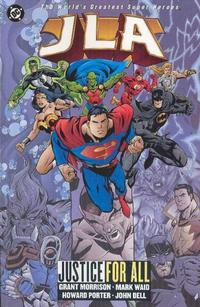 Cover Thumbnail for JLA (DC, 1997 series) #5 - Justice for All