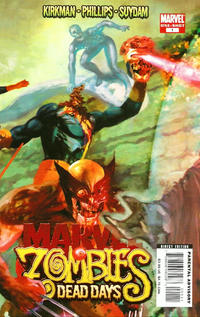Cover Thumbnail for Marvel Zombies: Dead Days (Marvel, 2007 series) #1