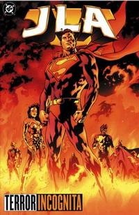 Cover Thumbnail for JLA (DC, 1997 series) #9 - Terror Incognita