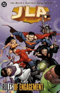 Cover Thumbnail for JLA (DC, 1997 series) #13 - Rules of Engagement