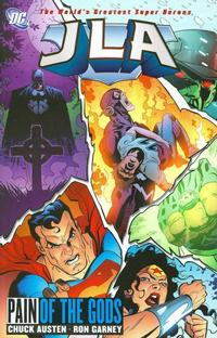 Cover Thumbnail for JLA (DC, 1997 series) #16 - Pain of the Gods