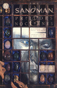 Cover Thumbnail for The Sandman: Preludes & Nocturnes (DC, 1991 series) #[1]