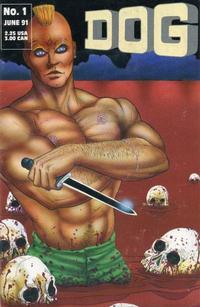 Cover Thumbnail for Dog (Rebel Studios, 1991 series) #1