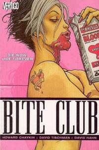 Cover Thumbnail for Bite Club (DC, 2005 series) #[nn]