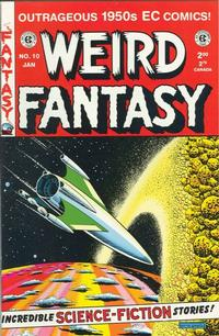 Cover Thumbnail for Weird Fantasy (Gemstone, 1994 series) #10