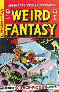 Cover Thumbnail for Weird Fantasy (Gemstone, 1994 series) #14